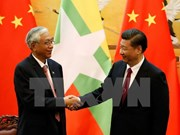 China, Myanmar to bolster ties