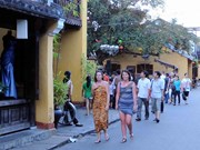 Ancient Hoi An city opens more streets for pedestrians