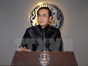 Thailand to lift political party ban for 2018 elections