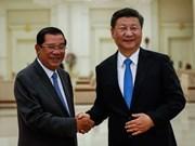 Cambodia-China trade reaches 4.8 bln USD
