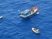Vietnamese fishing boat seized in Australia
