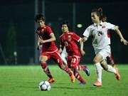 Vietnam advance to finals of women's Asian football tourney