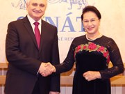 Czech Republic a prioritised partner of Vietnam: top legislator