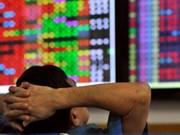 Market corrects on profit-taking