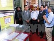 Exhibition on Hoang Sa, Truong Sa opens in Ha Tinh