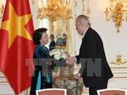 NA Chairwoman meets Czech President