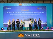 Vietnamese company gains EU aircraft maintenance certificate
