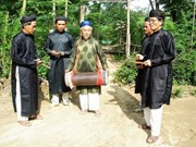 """""""Sac bua"""" singing recognised as national intangible cultural heritage"""