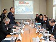 Vietnam, Czech firms sign MoU on cyber security cooperation