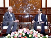 President: Vietnam welcomes GE Group's investment expansion