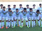 Hoang Anh Gia Lai defeats Chinese Taipei in U19 tourney