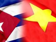 Vietnam, Cuba beef up friendship