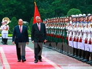 Vietnam, Sri Lanka enhance multi-faceted cooperation