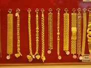 Gold prices hit 5-month high in Thailand