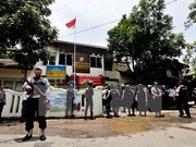 Indonesia deploys over 60,000 security personnel for election