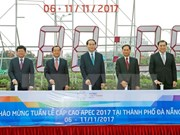 President inspects APEC Summit preparations in Da Nang