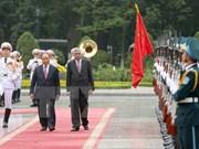 Sri Lankan Prime Minister wraps up Vietnam visit