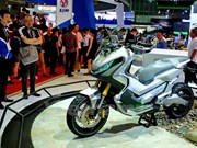 Vietnam Motorcycle Show 2017 slated for early May in HCM City