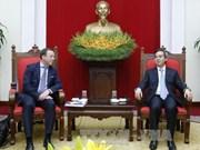 EVFTA vital to Vietnam's trade integration: Eurocham leader
