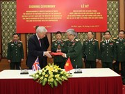 Vietnam, UK boost defence cooperation
