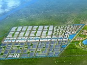 Work starts on Vietnam's largest textile industrial park