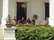 US Vice President visits Indonesia