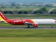 Vietjet Air targets 1.8 billion USD in 2017 revenue
