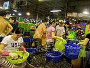 HCM City boosts int'l cooperation in expanding Binh Dien market