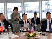 Vietnam studies seaport water management in Netherlands