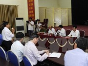 Hanoi works to settle incident in Dong Tam commune