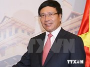 Deputy PM busy with meetings in US official visit