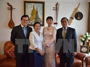 Vietnam shares joy with Laos over Bul Pi May festival in Geneva