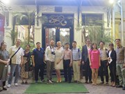 International bloggers promote Vietnam tourism