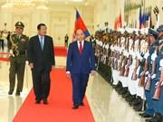 Vietnam, Cambodia reach consensus on cooperation enhancement