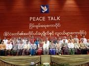 Myanmar's national political dialogue concludes