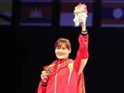 Vietnamese taekwondo fighters win golds at Kazakhstan Open