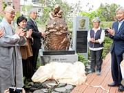 """""""Vietnam Pieta"""" statue unveiled on Jeju Island"""