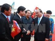PM's visit creates new momentum for Vietnam-Laos special ties