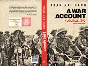 "English version of ""A War Account 1-2-3-4.75"" debuts"