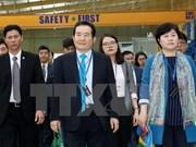 RoK National Assembly Speaker leaves HCM City, wraps up visit