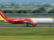 Vietjet Air launches Hanoi-Singapore service
