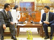 Hanoi, Japanese Saijo city beef up cooperation