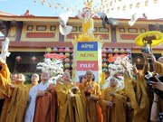 VFF chief sends greetings to Buddhists on Lord Buddha's anniversary