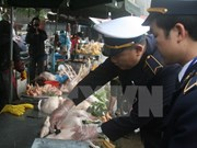 Big markets in Lang Son prove negative to avian flu test