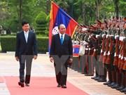 Lao press hails Vietnamese Prime Minister's visit