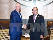 Prime Minister meets with Malaysian counterpart