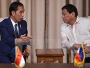 Indonesia, Philippines sign 12 agreements