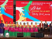 Festival celebrating VN-RoK relations held in Gyeonggi