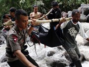 Flash flood, traffic accident take toll on Indonesia