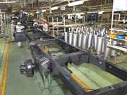 Industrial production index rises 7.4 percent in April